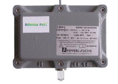Détecteur de liquides non conducteurs DFL04 ATEX