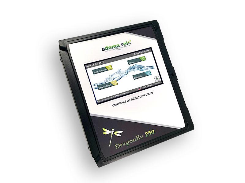 Centrale de visualisation 250 zones – Dragonfly 250