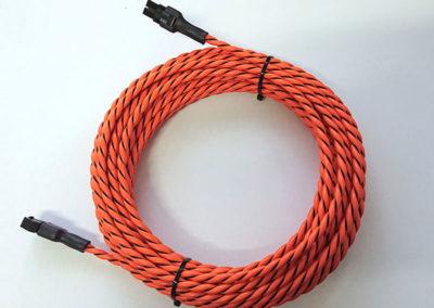 Câble C4 détection de présence d'eau